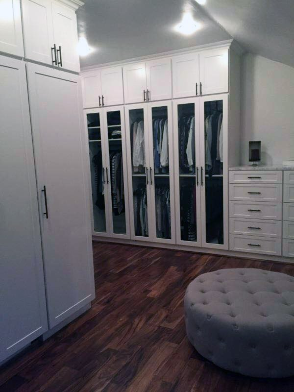 Relax And Enjoy The Convenience And Luxury Of A Smart Space Closet.