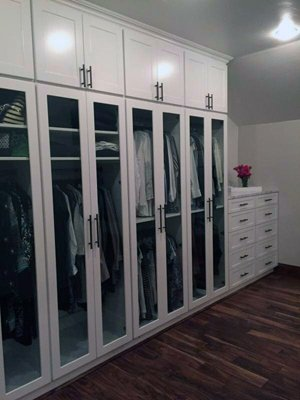 Custom Closet Layout | Salt Lake City, UT