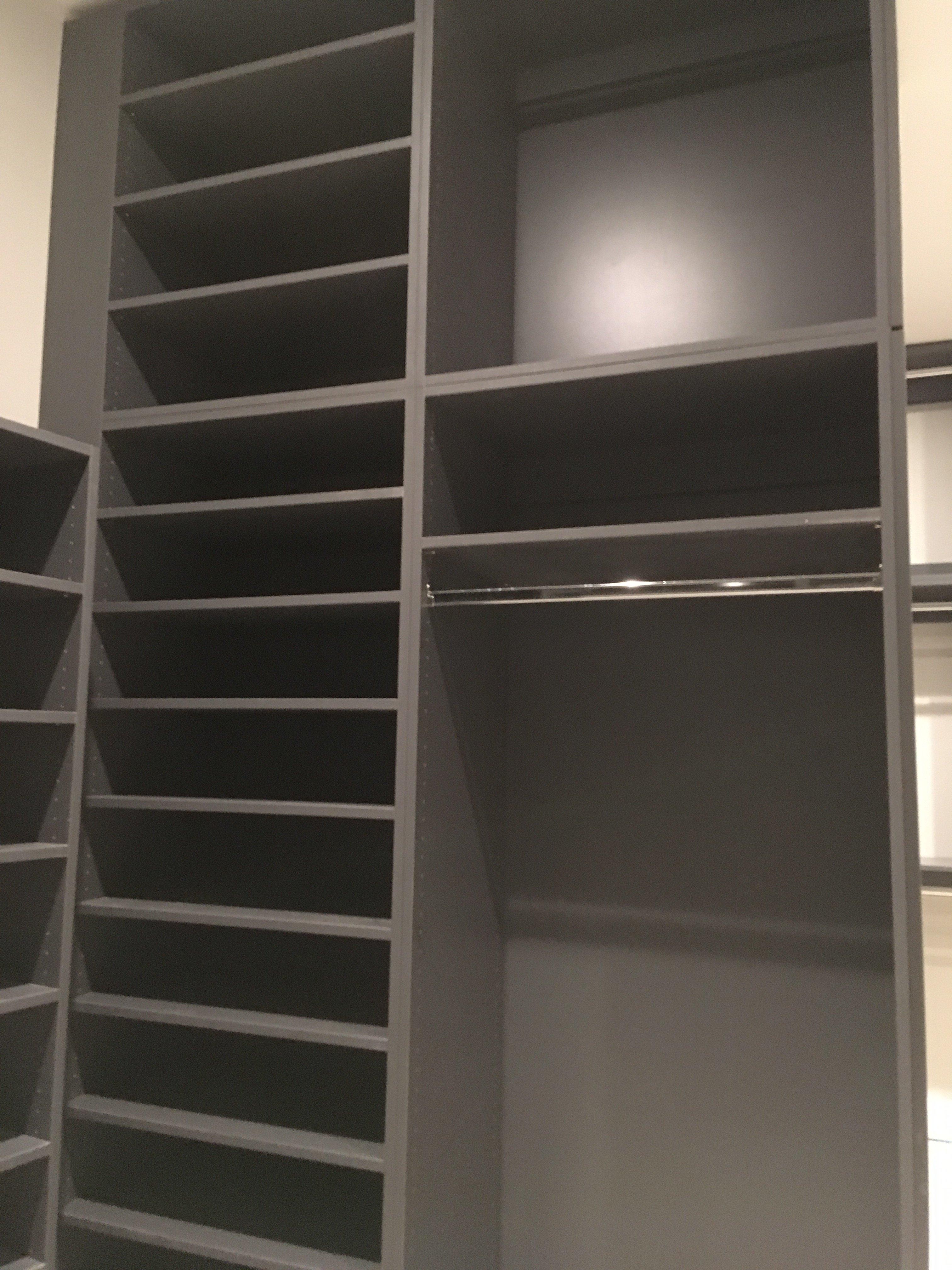 for closet closetstyles closets in walk accessories goldberg kona trends wall blend custom leather